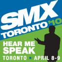 Evan LaPointe at SMX Toronto