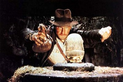 Indiana Jones - This swap didn't work, either